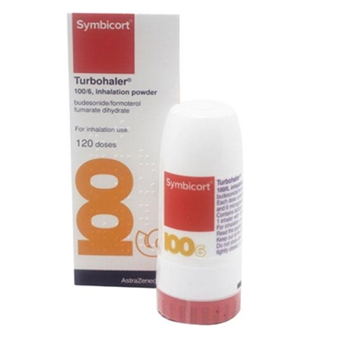 Buy Symbicort Turbohaler Today From Coop Pharmacy